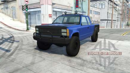 Gavril D-Series speirs para BeamNG Drive