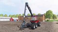Komatsu 941 para Farming Simulator 2015