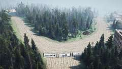 Forest Grand Prix para MudRunner