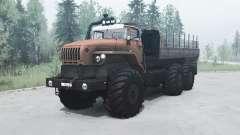 Ural 4320 Explorador Polar para MudRunner