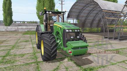 John Deere 8230 v3.0 para Farming Simulator 2017
