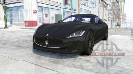 Maserati GranTurismo MC Stradale para BeamNG Drive
