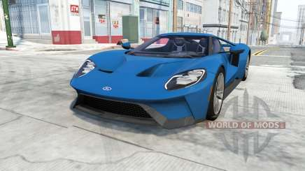 Ford GT 2017 para BeamNG Drive