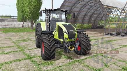 CLAAS Axion 920 v1.1 para Farming Simulator 2017