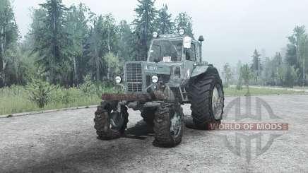 MTZ 82 Bielorruso para MudRunner