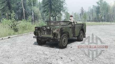 Land Rover Series II para MudRunner