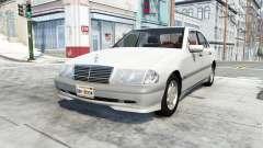 Mercedes-Benz C 200 (W202)