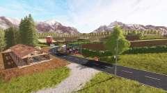 Altas montañas para Farming Simulator 2017