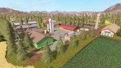 Vall Farmer multifruits para Farming Simulator 2017