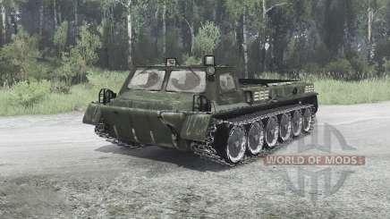 GAS 71 (GT-CM) para MudRunner