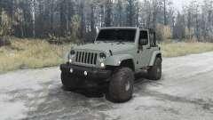 Jeep Wrangler (JK) para MudRunner