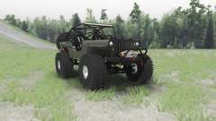 Jeep Willys MB custom