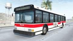 Wentward DT40L Transit para BeamNG Drive