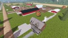 La Granja Del Condado De Charlevoix para Farming Simulator 2017