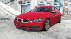 BMW 335i sedan Sport Line (F30) 2012 para BeamNG Drive