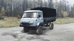 UAZ 33036 para MudRunner