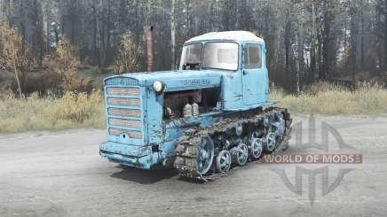 DT 75M Kazajstán para MudRunner