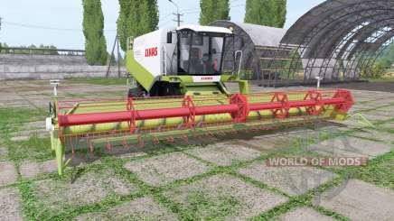 CLAAS Lexion 600 TerraTrac para Farming Simulator 2017