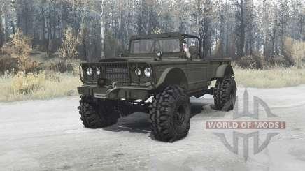 Kaiser Jeep M715 para MudRunner