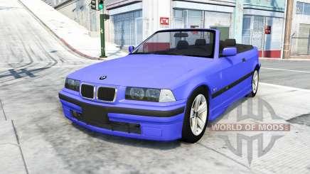 BMW M3 cabrio (E36) 1994 para BeamNG Drive