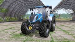 New Holland T6.160 v1.1.2 para Farming Simulator 2017