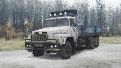 Kraz 250 1978 para MudRunner