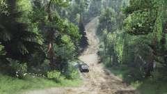 Óblast de Irkutsk para Spin Tires