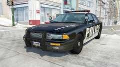 Gavril Grand Marshall Police Interceptor