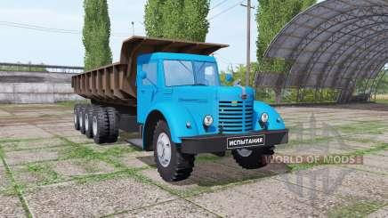 VERANO DE 200 T para Farming Simulator 2017