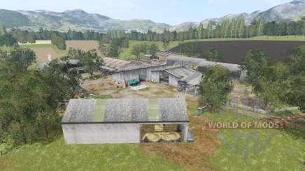 The Old Stream Farm v2.0 para Farming Simulator 2017