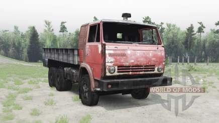 KamAZ 4310 para Spin Tires