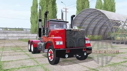 Mack Super-Liner Day Cab para Farming Simulator 2017