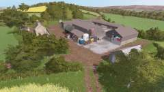 Coldborough Park Farm para Farming Simulator 2017