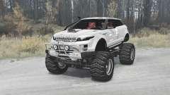 Land Rover Range Rover LRX 2008 para MudRunner