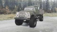 GAZ 52 4x4 para MudRunner