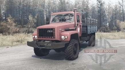3308 GAS sadko para MudRunner