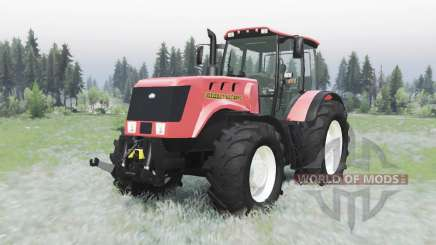 Belarús 3022ДЦ.1 para Spin Tires