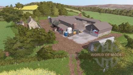Coldborough Park Farm para Farming Simulator 2017