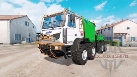 Los Urales, El Taganay para Euro Truck Simulator 2
