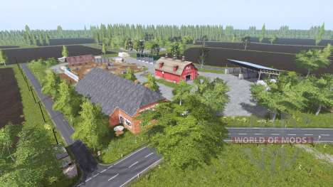Holland Landscape para Farming Simulator 2017