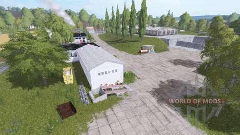 Thuringer Oberland v1.2 para Farming Simulator 2017