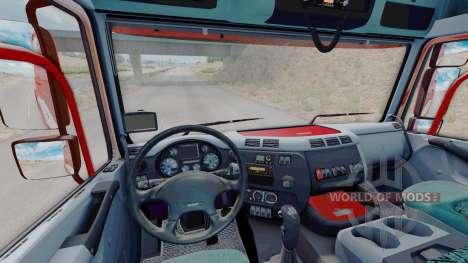 DAF CF85.480 6x4 Space Cab 2006 para American Truck Simulator