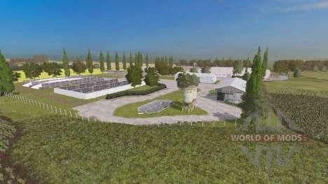 Mecklenburg para Farming Simulator 2017