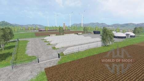 Breisgau para Farming Simulator 2015