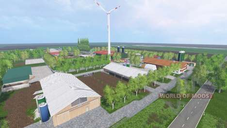 Unna District para Farming Simulator 2015