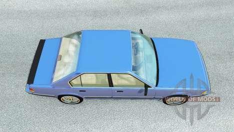 ETK I-Series V8 para BeamNG Drive