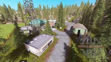 Fichtelberg para Farming Simulator 2017
