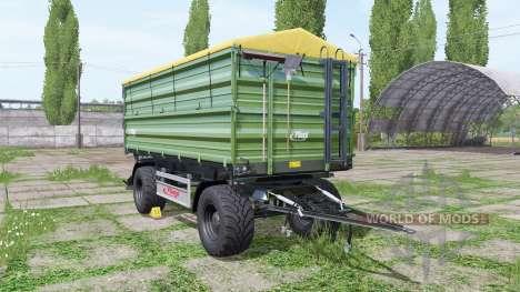 Fliegl DK 180-88 Maxum para Farming Simulator 2017