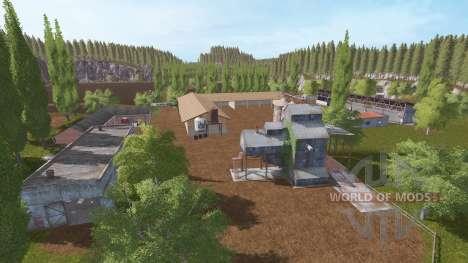 Newbie Farm para Farming Simulator 2017