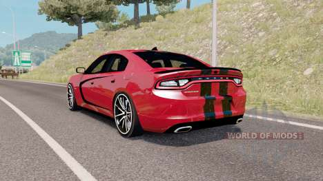 Dodge Charger RT (LD) 2016 para Euro Truck Simulator 2